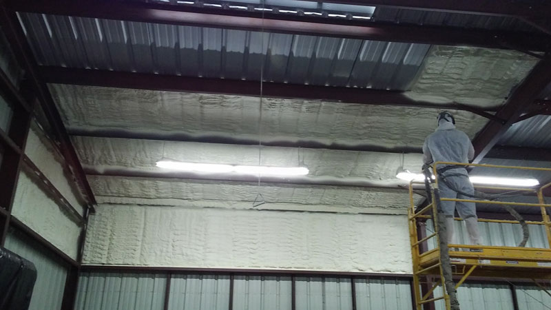 Metal building insulation baton rouge new orleans insulating your metal building to provide full protection solutioingenieria Image collections